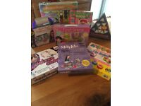Games, Paint & Create Art bundle for children.New & in excellent condition, things to make & play
