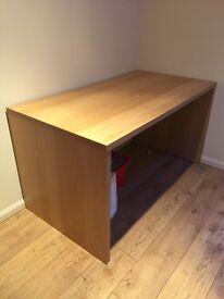 Ikea Oak Veneer Desk