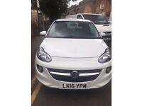 Vauxhall Adam 1.2 i VVT 16v JAM 3dr 2016 ONLY 4k LOW MILEAGE, ALMOST NEW CAR