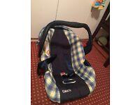 Baby car seat- Graco
