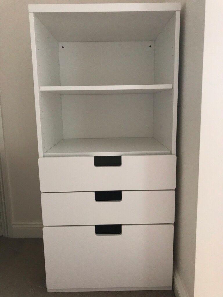 Bookshelf With Drawers Ikea Martinique