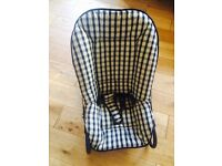 Baby bouncer chair in excellent condition