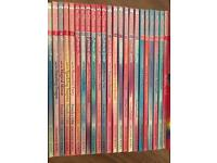 The Tiara Club Box Set 23 Books - Girls Books Age range 6-9 years