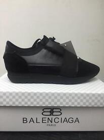 Balenciaga runners Black Sizes 6,7,8,9,10,11