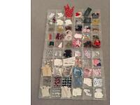 Over £50 of craft toppers (baby, wedding, Christmas & birthday)