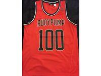Les Mills Bodypump 100 Vest