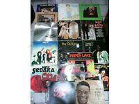 AROUND 50 VINYL LP's