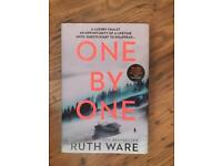 One by One: Ruth Ware Book (Thriller)