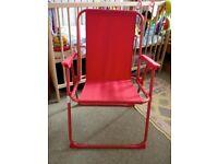 Picnic/Camping/Garden Folding chair New!