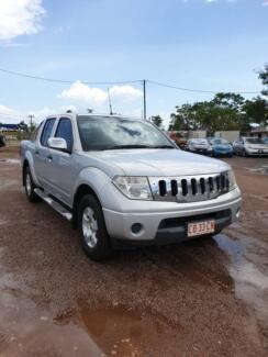 2007 Nissan Navara Ute D40 Manual, 166k kms only Berrimah Darwin City Preview