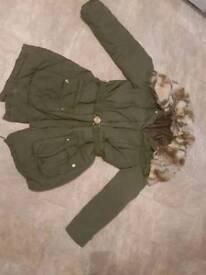 Ladies miss sixty coat