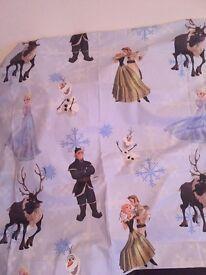 Frozen fabric