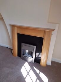 FREE Lovely Electric Fire and surround