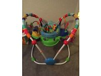 Baby Einstein bouncer 6months +