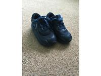 Boys Nike trainers toddler size 7.5