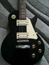 Encore les paul style guitar