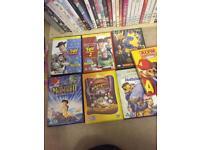 DISNEY kids DVD bundle TOY STORY 123 mermaid POOH Donald Duck