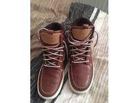 Brand new men's timberlands boots