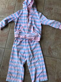Girls tracksuit 12-18 months