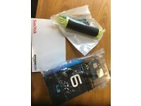 Gopro hero 6 - Brand new and sealed with memory card and grip