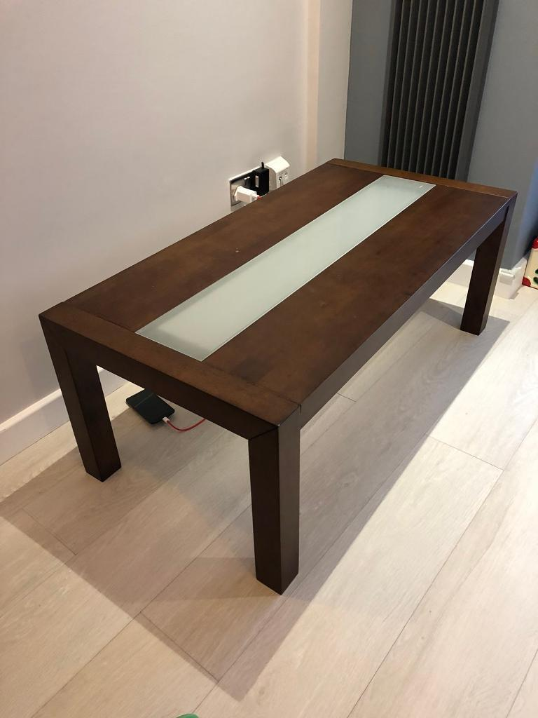 Coffee table in north lanarkshire other dining living room coffee table julian bowen for sale geotapseo Gallery