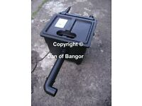 Pond Filter and UV steriliser for Fish Ponds Water Feature fountain tank etc Oase Biotec Briton