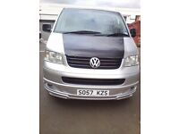 VW transporter T30 2.5 cc recent MOT