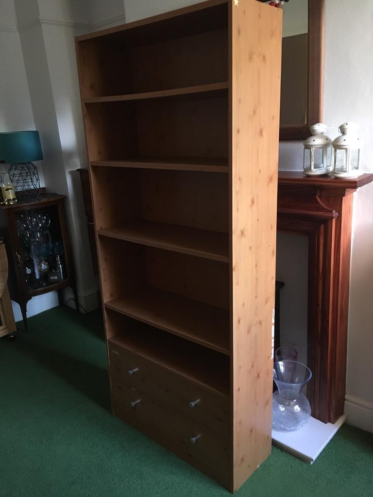 Bookcase With Drawers In St Annes Bristol Gumtree