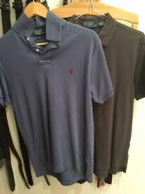 Ralph Lauren Polo Shirts x 2 (Medium)