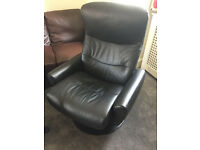 Solid chair in good condition, feel free to view, would look great in any room