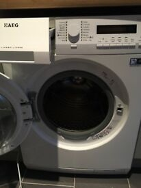 AEG Washer Dryer (L75480WD)
