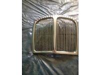 Radiator Grille Assembly for Jaguar/Daimler 420.