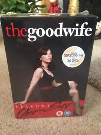 The Good Wife box set series 1-6