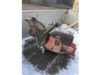 Stihl TS 400 And husqvarna saws and de Walt breaker