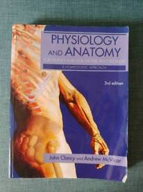 Physiology and anatomy book