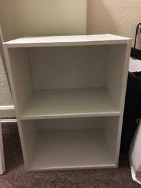 Low cabinet (white)