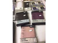 LOT APPROX...2500 BRAND NEW iPAD TABLET NETBOOK CASES MANY DIFFERENT DESIGNS ALL BRAND NEW