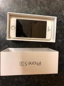 iPhone 5s 16gb like new unlocked