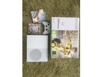 Xbox One S with 1TB Storage with Gta v and Forza horizon 3