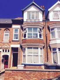 Rooms to rent in central Leicester