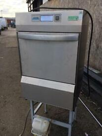 Winterhalter ucm energy dishwasher 3 phase