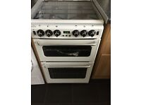 New World Gas cooker. Separate grill/oven