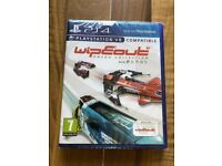 wipeout omega collection, ps4 , brand new & sealed ! price stands , no offers !