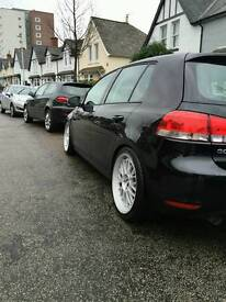 Golf mk6 1.6tdi Remapped, coilovers, tdi