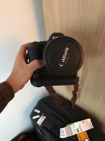 Nearly brand new Canon 5d MK IV + Canon EF 28-70mm f/2.8 L USM + Battery Grip + extra batteries