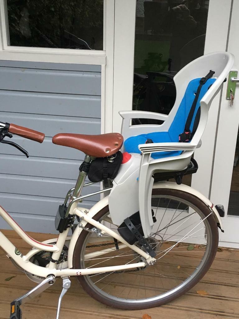 pretty cheap sale retailer well known Cycling Hamax Siesta Rear Child Bike Seat indigo-group.ch