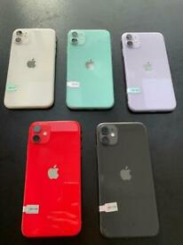 Apple iphone 11 64gb unlocked receipt and warranty provided