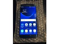 Samsung S7 Edge Coral Blue 32GB Unlocked