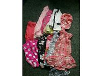 Girls clothes 2-7years
