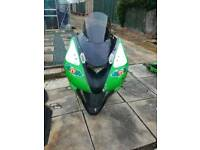 05 zx6r race fairing and seat unit